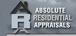 Absolute Residential Appraisals logo - click to go home